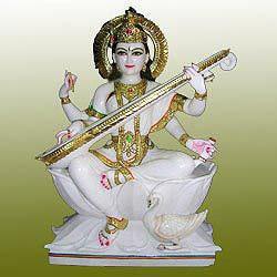 Saraswati Murti Hd