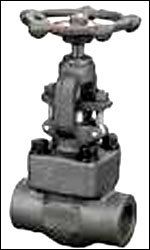 Forged Steel Globe Valve in  Dudheshwar