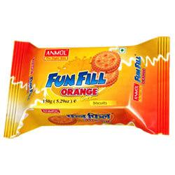 Orange Cream Biscuits in  A.J.C. Bose Road