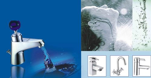 Eurotech Luxury CP Bath Fittings