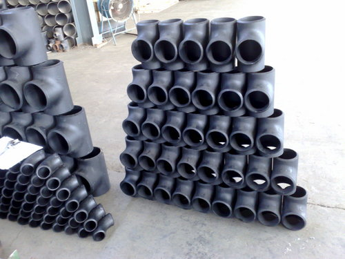 Carbon Seamless Steel Pipe Fitting