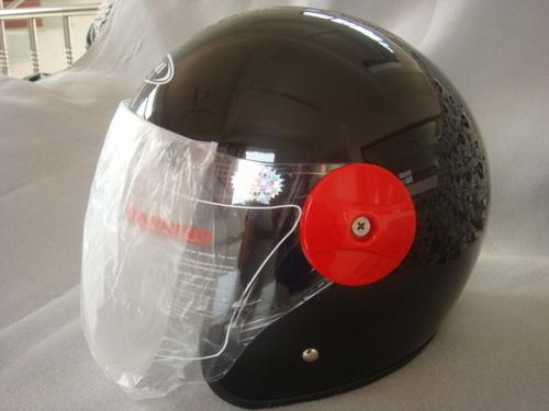 Motorcycle Half Helmet