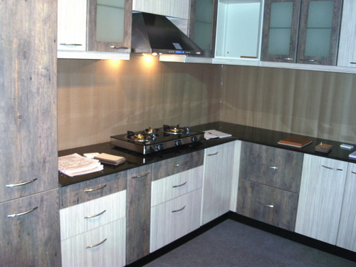 Kitchen Furniture India] Indian Inspired Solid Wood Kitchen Cabinets ...