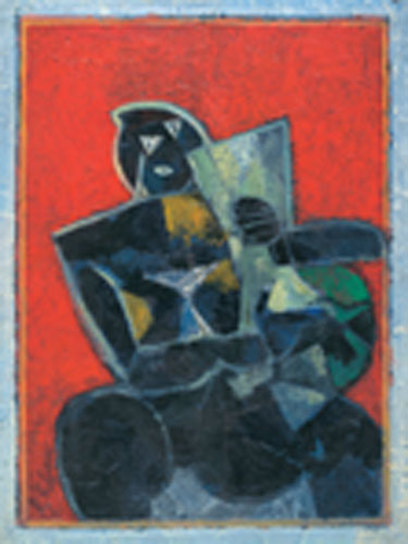 Designer Acrylic on Canvas Paintings