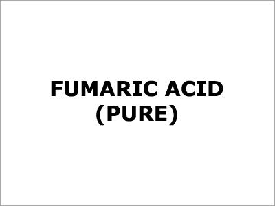 Pure Fumaric Acid