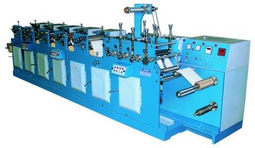 Flexo Rotary Label Press in  58-Sector