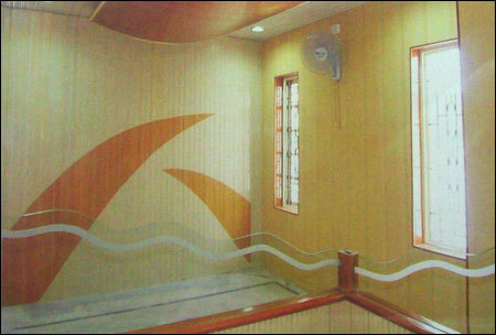 PVC Designer Wall Panelling in New Area Bengaluru Manufacturer