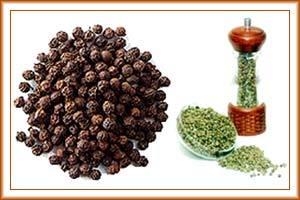 Green Pepper in Brine