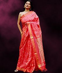 Traditional Uppada Saree