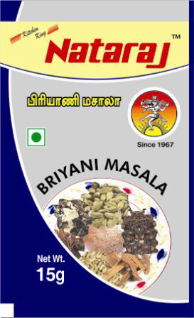 Briyani Masala in   Sattur road