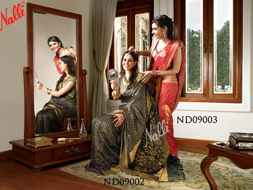 Party Wear Silk Sarees