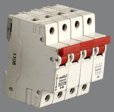 Miniature Circuit Breaker In Delhi Delhi M K Cable