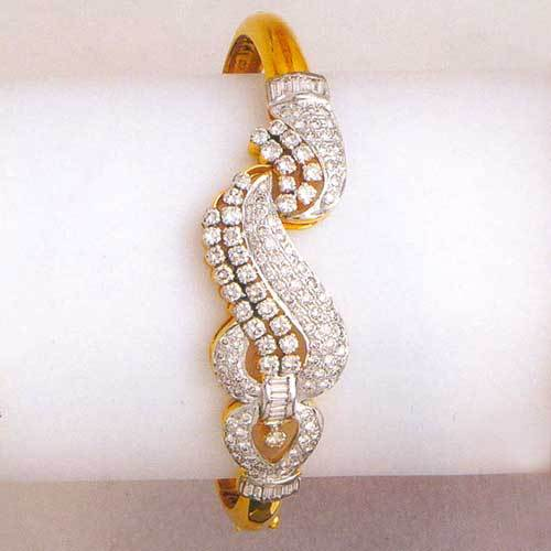 Diamond Bracelets in Delhi Delhi India Gomani Jewellery House