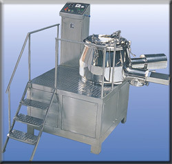 Rapid Mixer & Wet Granulator