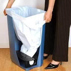 Roll Garbage Bags in   Dabhel