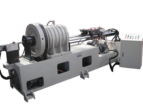 Tube Swaging Machine
