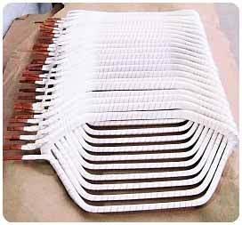 Motor Stator Coils