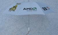Advertisement Umbrella