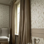 Floral Design Residential Wallpapers