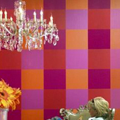 Big Squares Living Room Wallpapers in  Worli