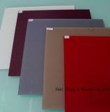 Paint Coated Glass