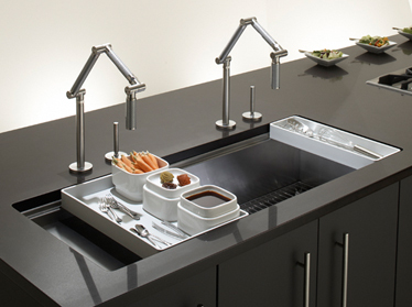 Kitchen Sinks in Gurgaon, Haryana, India - KOHLER INDIA CORP. PVT ...