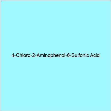 4-Chloro-2-Aminophenol-6-Sulfonic Acid