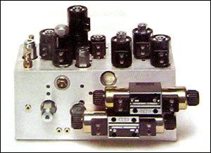 Custom Manifold System in   Industrial Estate