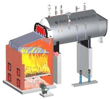 Agroman H Versatile Hand Fired Boiler In Kankaria