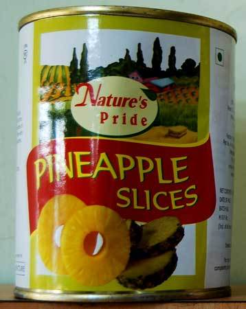 Pineapple Slices in   District Satara