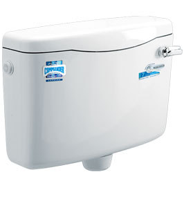 Empress Dual Flush Cisterns
