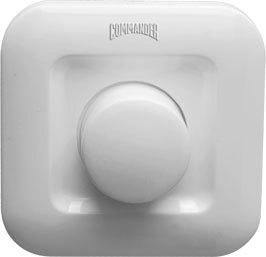 Single Flush Square Actuator Pneumatic Cisterns
