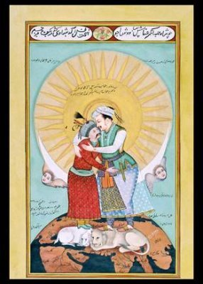 Traditional Mughal Paintings