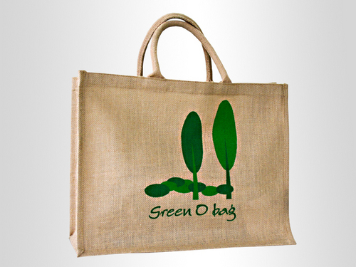 Jute Shopping Bags in Camac Street, Kolkata | GREEN PACKAGING ...