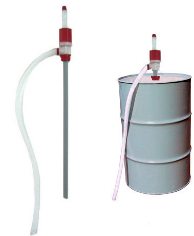 how to make drum pump