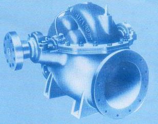 'Sd' Type Horizontal Split Casing Pumps