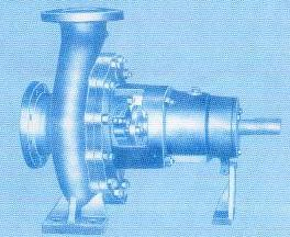 'Kcp' Type Centrifugal Pumps