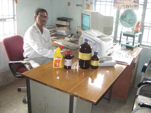Chemical Purification Job Work