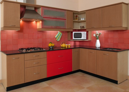 Rta modular kitchen in habsiguda hyderabad navakar for Modular kitchen designs for small kitchens in india