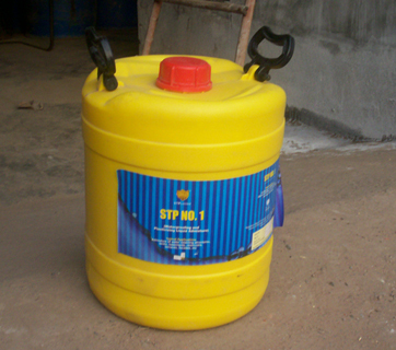 Waterproofing Plasticizing Admixture in  Chiranjiv Tower (Nehru Place)