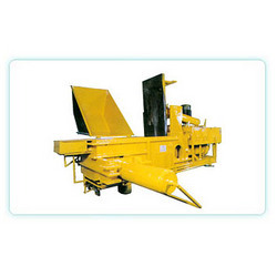 Triple Action Hydraulic Scrap Baling Press in  Ambernath