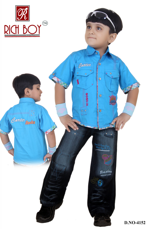 Boys Suits in  Dada Saheb Phalke Rd-Dadar (E)