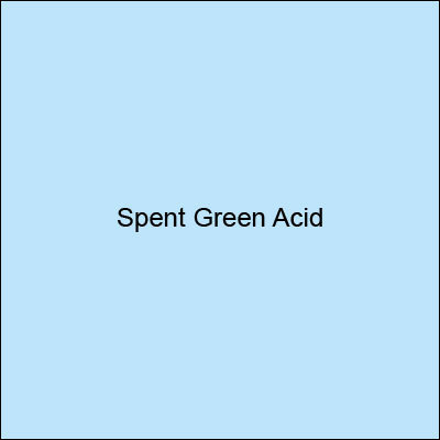 Spent Green Acid