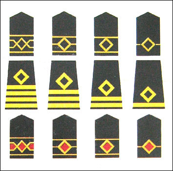 Merchant Navy Epaulettes in Fort, Mumbai | BEST MARINE PVT ...