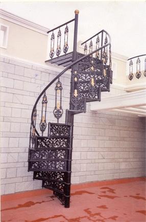 Cast Iron Staircase In Edayarpalayam