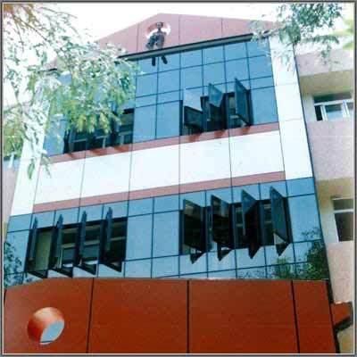 Curtain Wall Glazing System In Chennai Tamil Nadu Harsha Aluminium Company