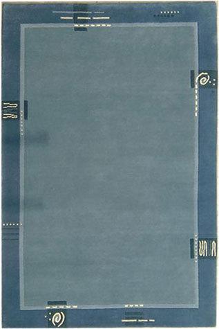 Indo-Nepali Blue Carpet