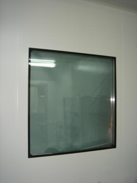 Clean Room Double Glazing Windows