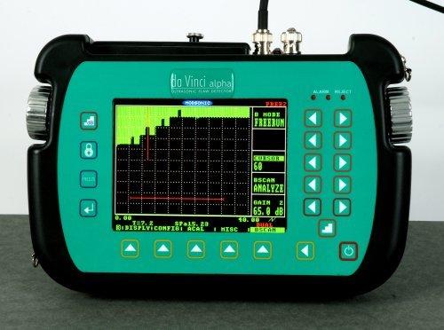 Da Vinci Alpha Ultrasonic Flaw Detector