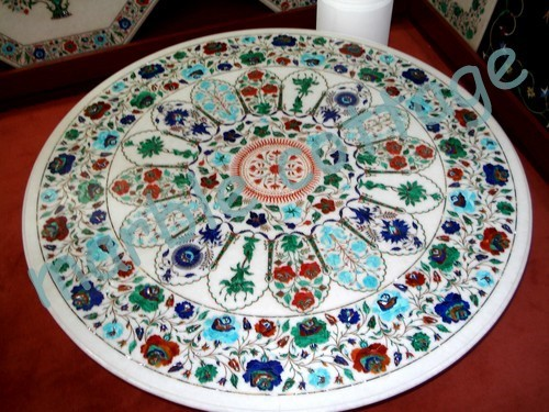 Good Marble Inlay Table Top